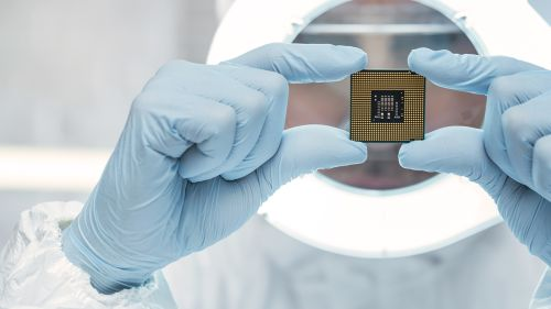 Cleanrooms Microelectronics