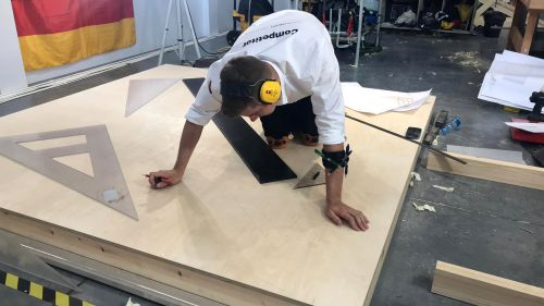 CWS WorldSkills 2019 skill carpenter