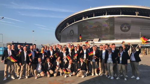 CWS WorldSkills 2019 Team germany