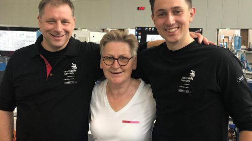 CWS WorldSkills 2019 competitor, expert and supervisor