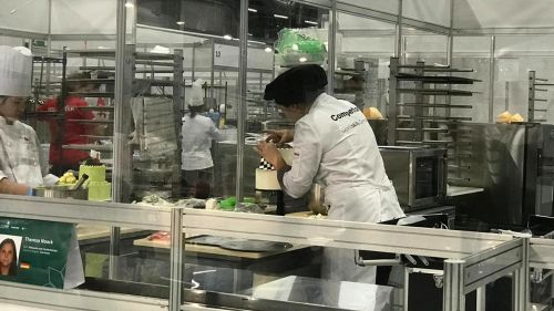 CWS WorldSkills 2019 skill baking