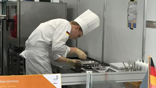 CWS WorldSkills 2019 skill cooking