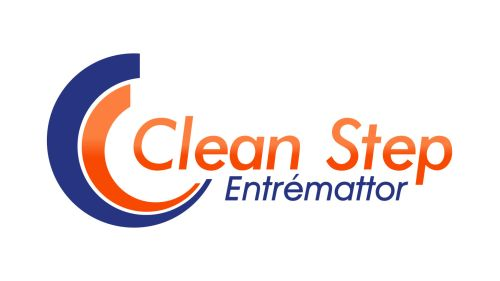 logo clean step