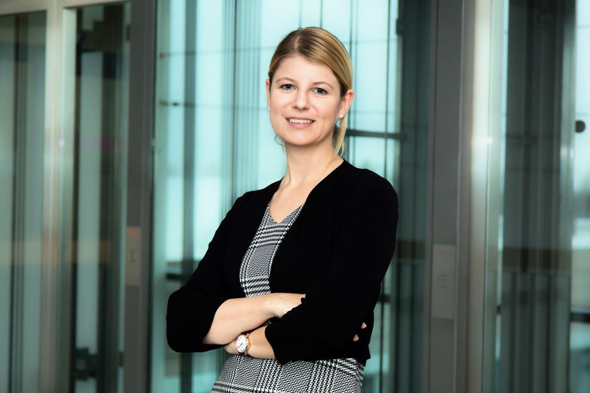 Juliana Scherrmann, Head of Marketing Workwear bei CWS