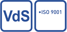 Vds ISO 9001 CWS Fire Safety