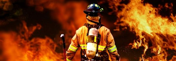 WW LCO2 Firefighter BE